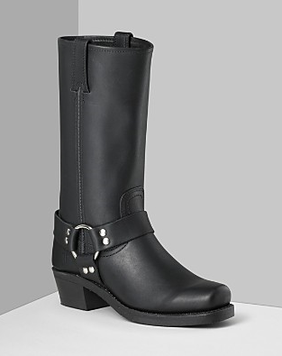 Frye Harness Leather Riding Boot