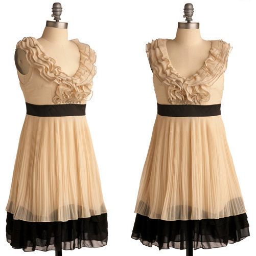 Deep in Decadence Dress