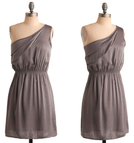 Pewter Than Ever Dress