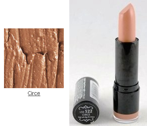 NYX Round Lipstick in Circe