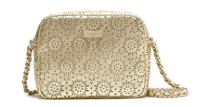 kate spade burnside avenue metallic lauralee