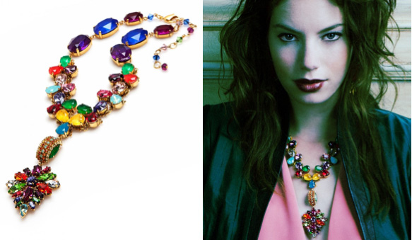 Erickson Beamon for BaubleBar