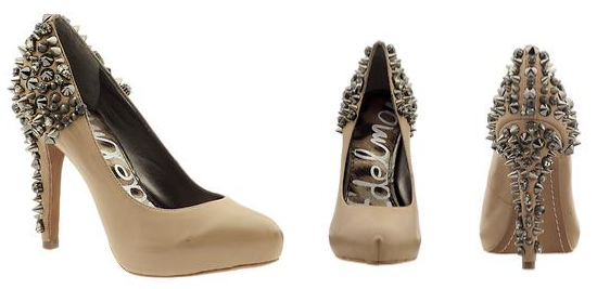 Sam Edelman Roza Leather Pumps