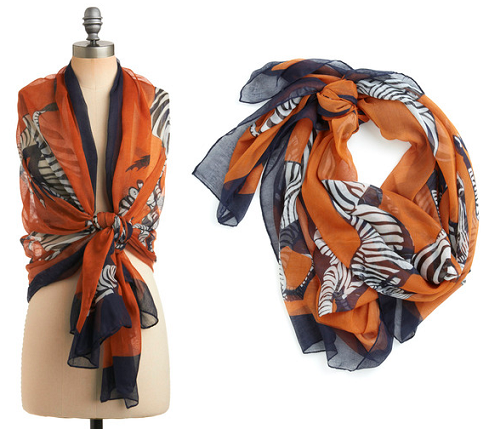 Safari, So Near Scarf