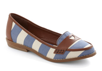 I'll be Dock Flat by Modcloth