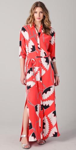 Diane von Furstenberg Laramie Maxi Dress