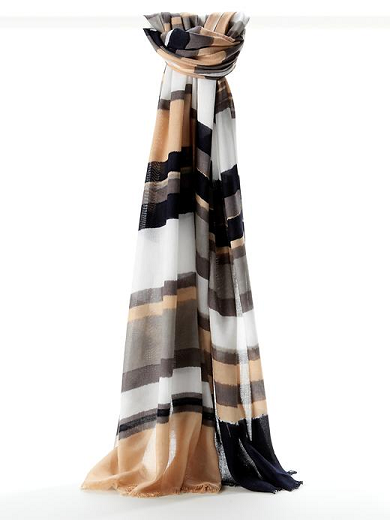 Banana Republic Abigail Stripe Scarf