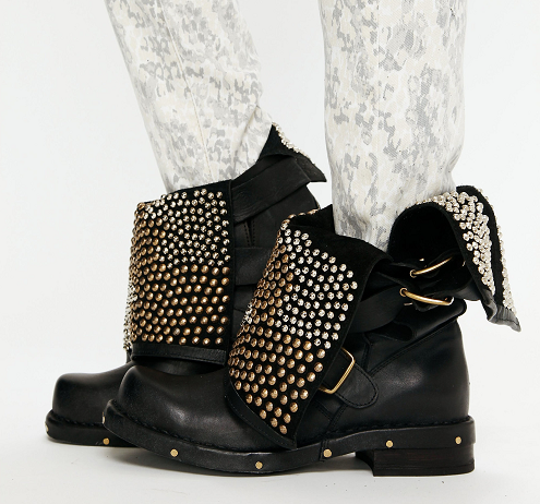 Jeffrey Campbell Hunter Stud Boot