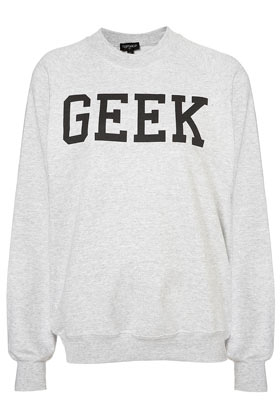 TOPSHOP Geek Sweat