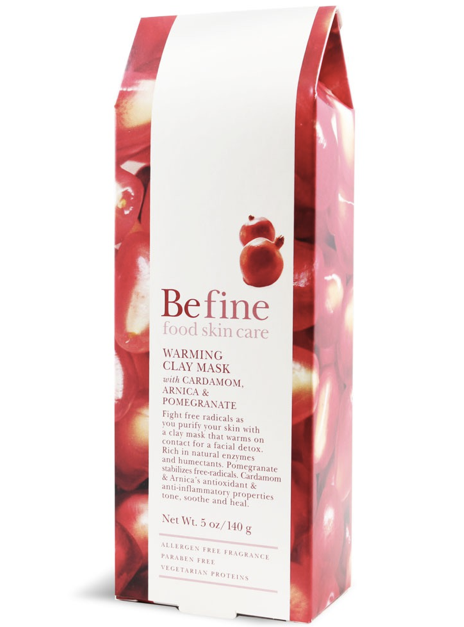 Befine Warming Clay Mask