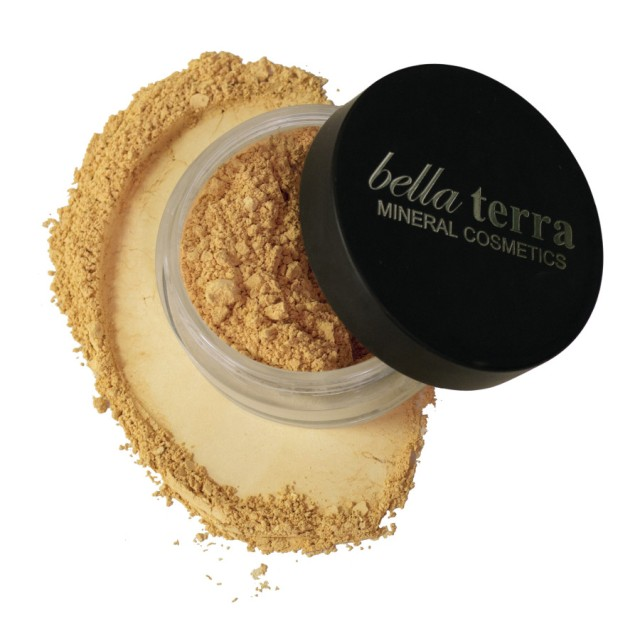 Bella Terra Cosmetics Mineral Foundation