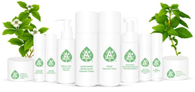A+ BOTANICS Skin Care