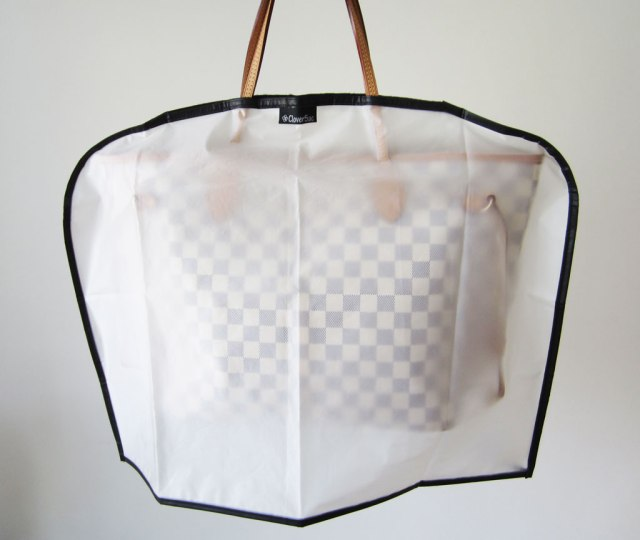 Purse Rain Cover by CloverSac