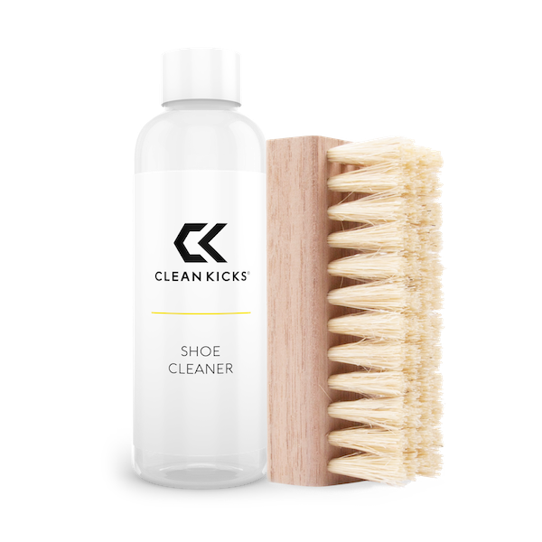 Shoe Cleaner Kit with Brush by Clean Kicks