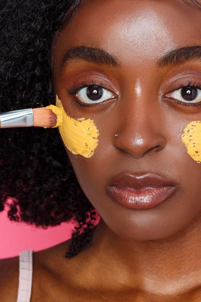 Gleamin Vitamin C Clay Mask
